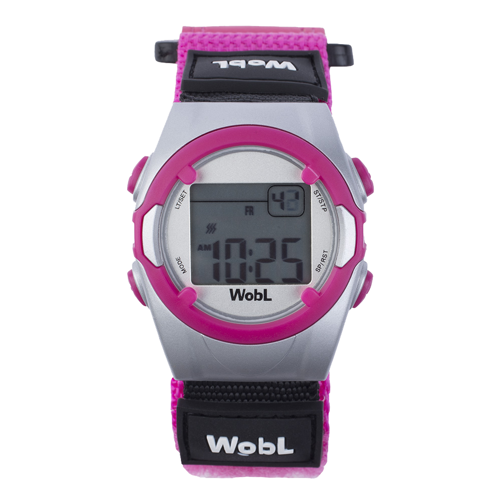WobL Watch - Pink